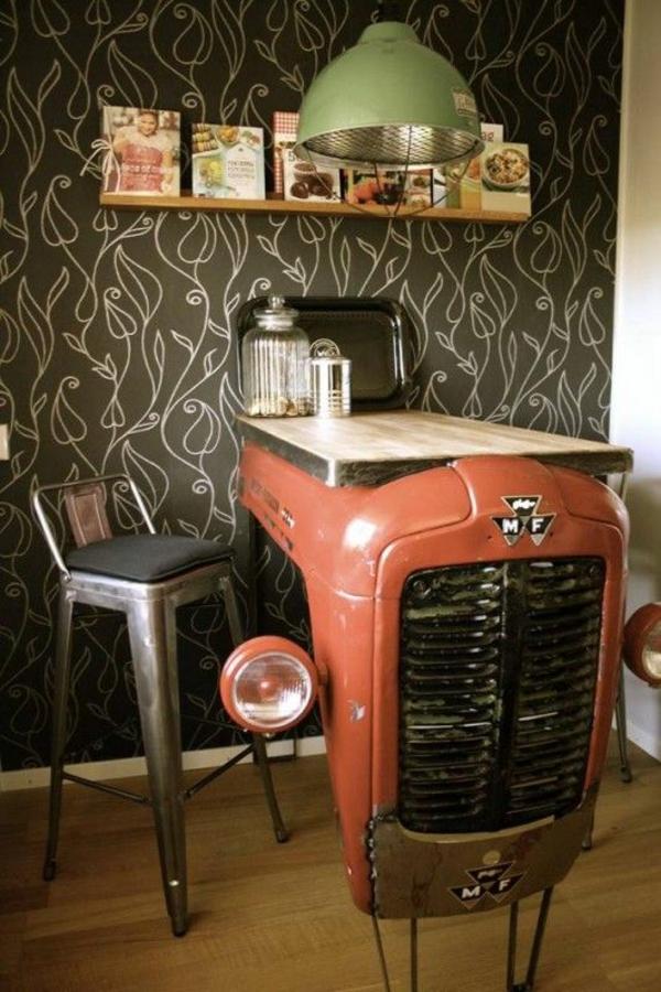Industrial Design Möbel Diy Esstisch Stühle