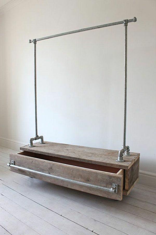 Design möbel selber bauen  Industrial Design Möbel für mehr Stil in Ihrem Wohnraum