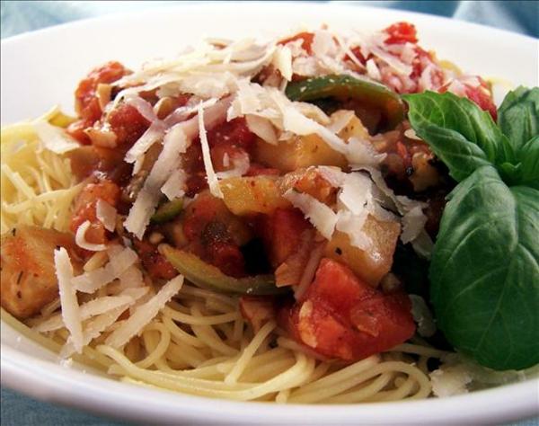 Kalorienarmes Essen zu Weihnachten Gesunde Ernährung pasta