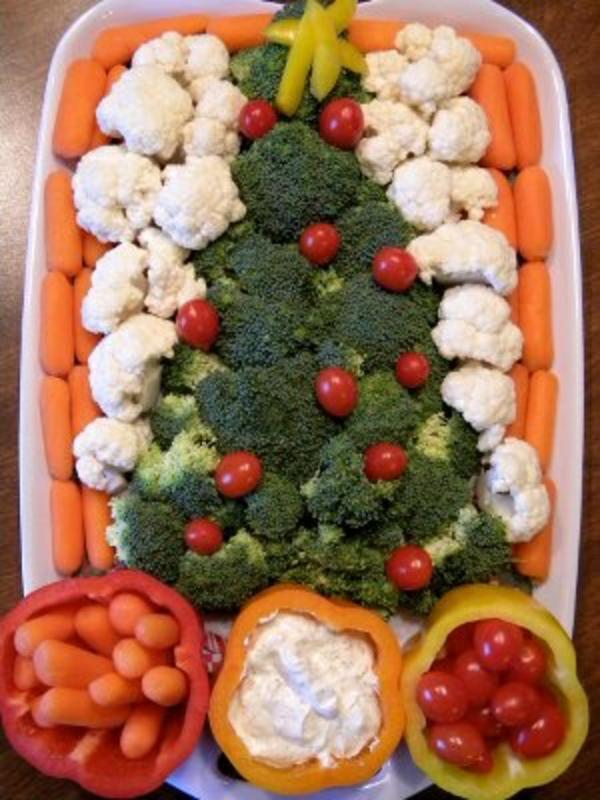 Kalorienarmes Essen Weihnachten festlich