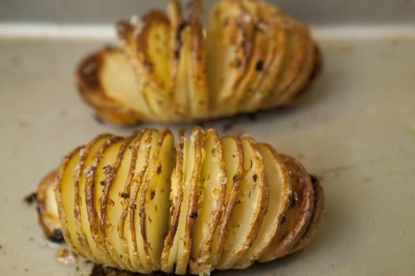 Kartoffeln pflanzen kartoffelanbau gebacken