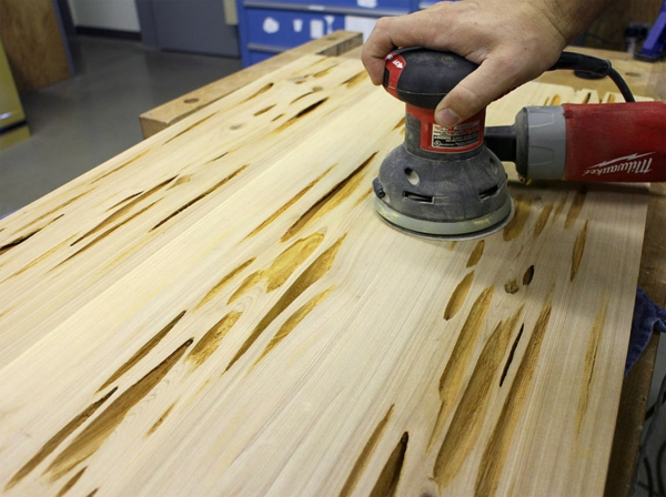 Holztisch Massiv Selber Bauen ~ Holztisch Selber Bauen  Gartentisch selbst bauen  DIY Holztisch