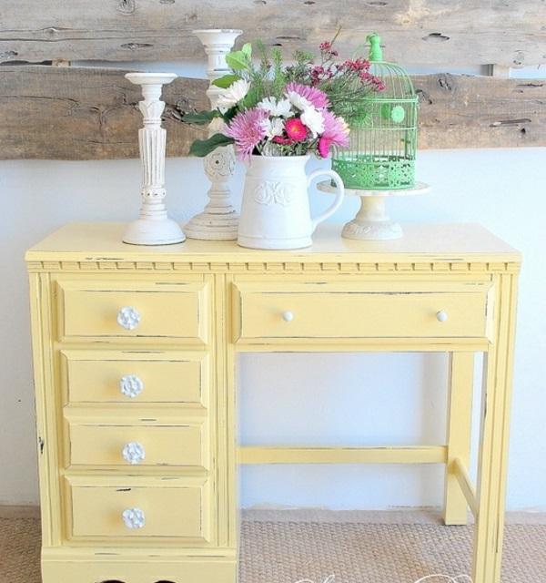 Gartenbank Holz Restaurieren ~ Möbel restaurieren antike polstermöbel holz schreibtisch gelb