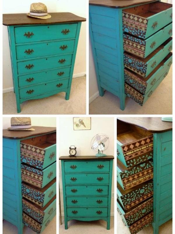 Gartenbank Holz Restaurieren ~ Möbel grün farbe restaurieren antike polstermöbel holz sideboard