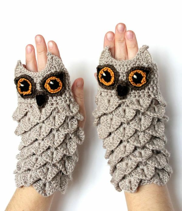 Originelle Geschenkideen Freundin verrückte geschenke handschuhe
