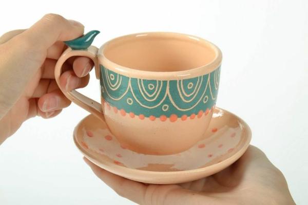 Originelle Geschenkideen Freundin verrückte geschenke kaffee tasse