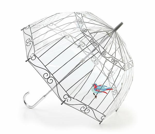 Originelle Geschenkideen Freundin verrückte geschenke regenschirm