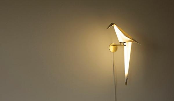 Originelle Geschenkideen für Freundin wandlampe