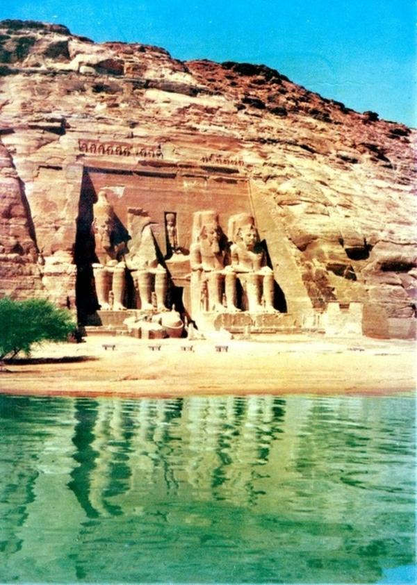 Reise sehenswürdigkeiten Ägypten urlaub fluss