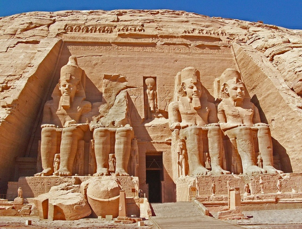 Reise Ägypten urlaub götter