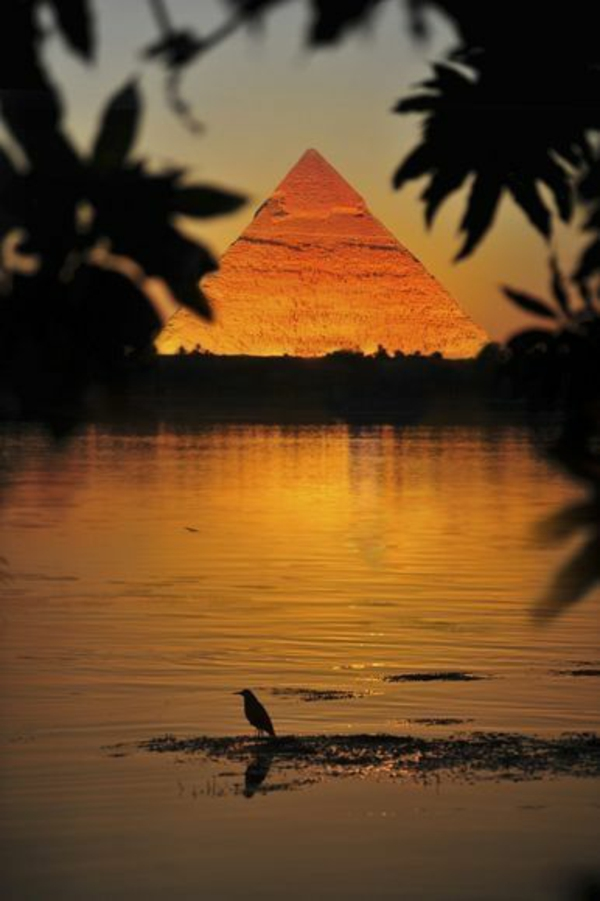 Reise pyramiden Ägypten urlaub natur