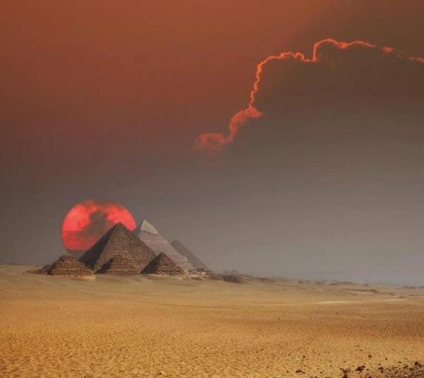 Reise untergang Ägypten urlaub sonne