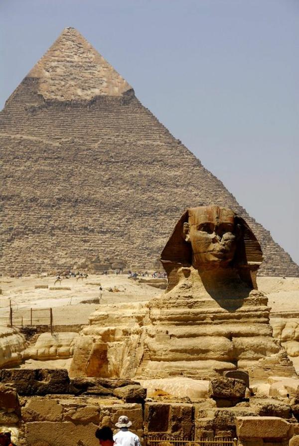 Reise nach Ägypten urlaub vision