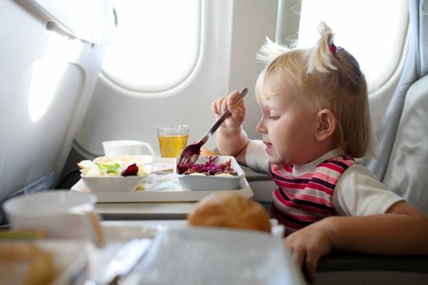 Silvesterreisen mit Kindern im flugzeug