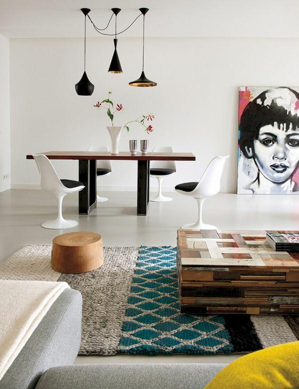 Traumteppich stil eleganz hängelampen designs