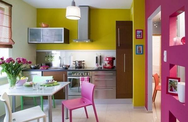 Wandfarben komplementärfarben wohnung