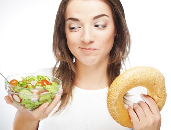 Was gesunde Ernährung brot salate