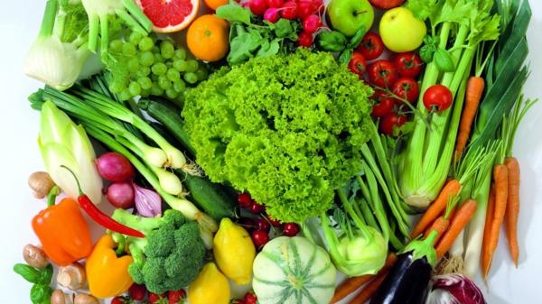 Was ist gesunde Ernährung frisch natur