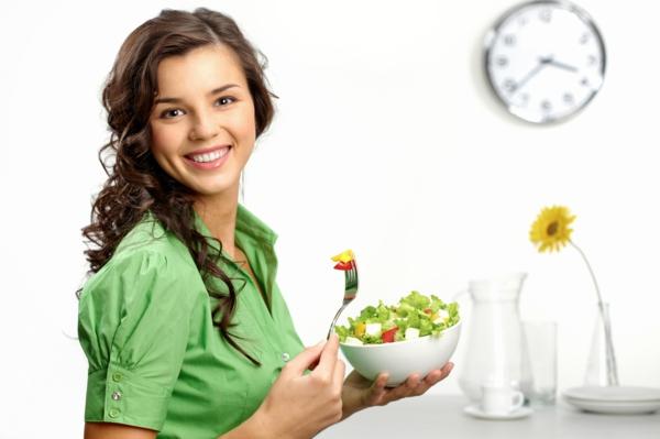 Was ist gesunde Ernährung mittag