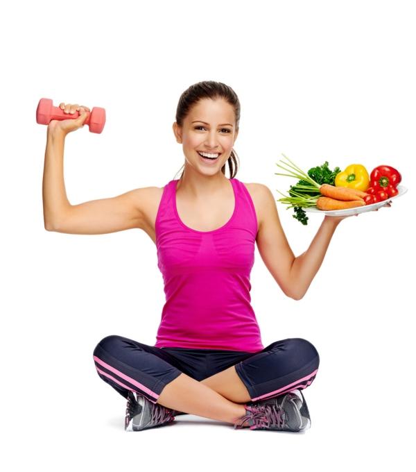 Was ist gesunde Ernährung sport treiben