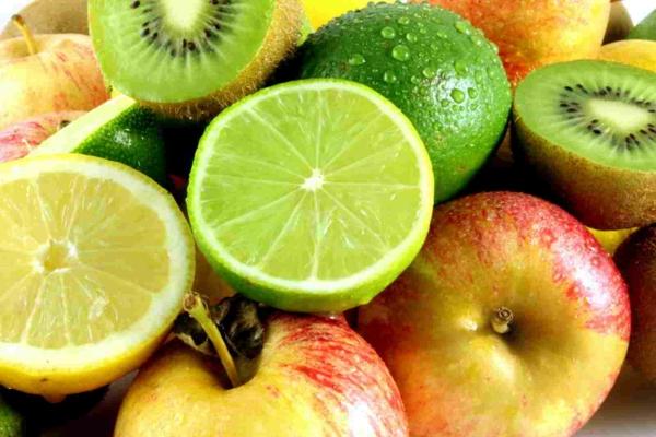 Was ist gesunde Ernährung zitronen