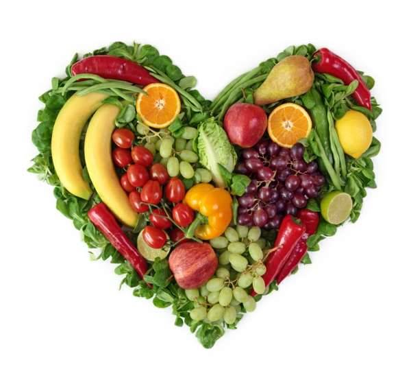 Wie man sich ausgewogen und gesund ernährt