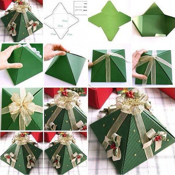 Weihnachtsgeschenke Zum Selber Basteln.Weihnachtsgeschenke Selber Machen Bastelideen Für Weihnachten