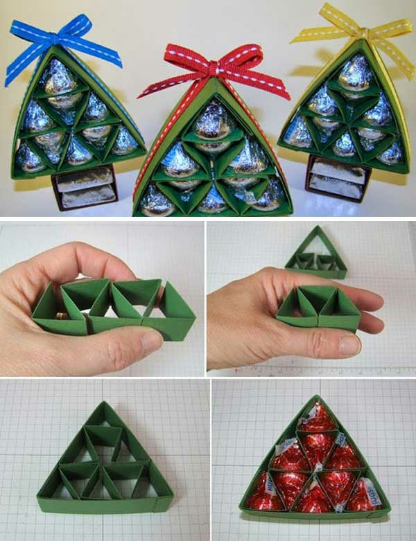 Weihnachtsgeschenke Basteln.Weihnachtsgeschenke Selber Machen Bastelideen Für Weihnachten