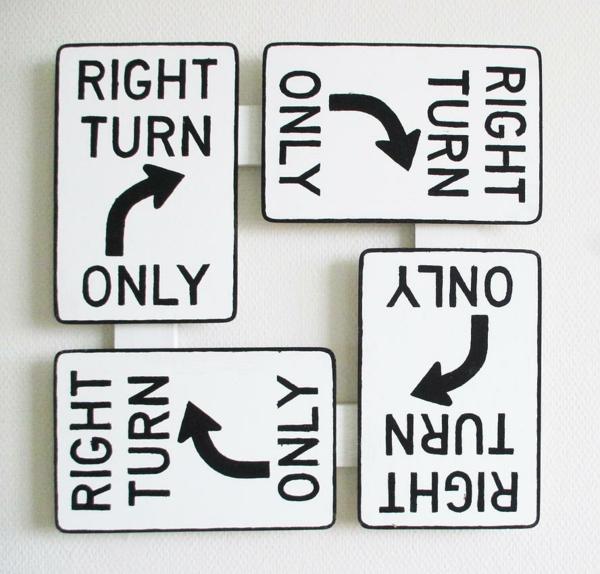 abstrakte kunst designer benjamin nordsmark right turn