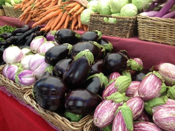 auberginen zubereiten sorten