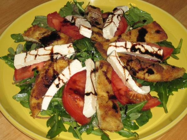 auberginen zubereiten vorspeise