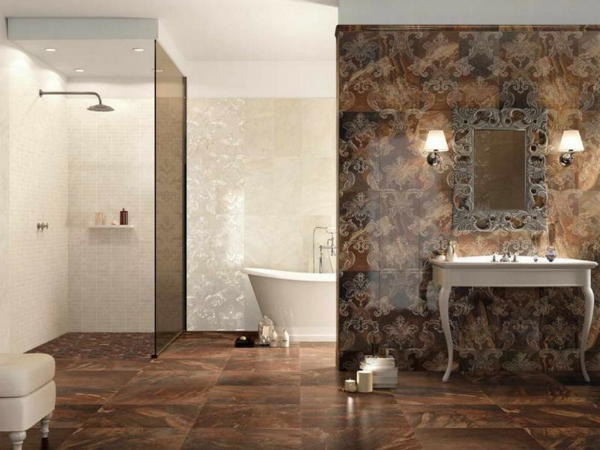badezimmer lampen duschkabine badbeleuchtung
