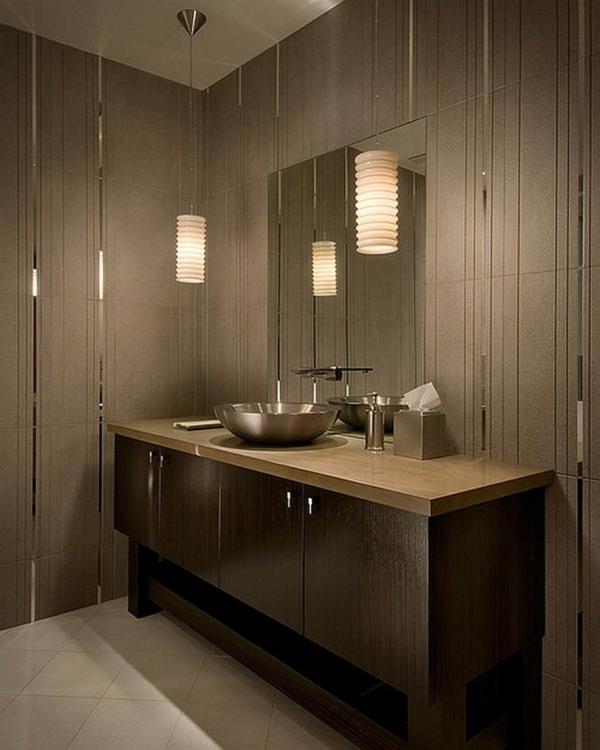 badezimmerlampen modern hängeleuchten
