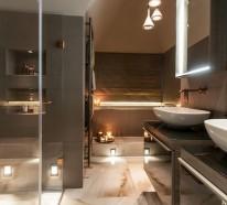 Badezimmerlampen – praktische Tipps und Ideen für Ihre Badbeleuchtung