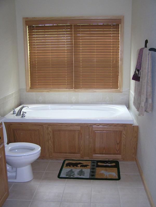 Bambusrollo praktische tipps und wissenswertes - Rollo badezimmer ...