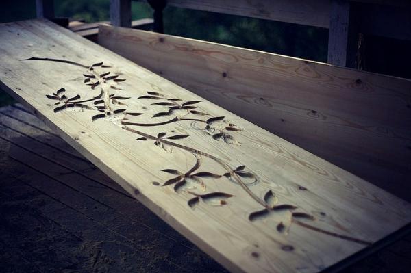 bartisch set bartisch selber bauen formen schnitzen