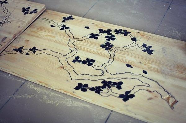 bartisch set bartisch selber bauen schwarz