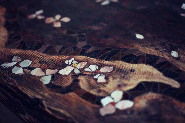 bartisch set bartisch selber bauen weiß blüten