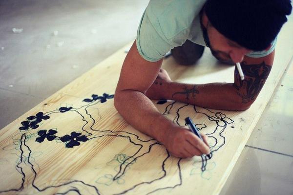 bartisch set bartisch selber bauen zeichnen