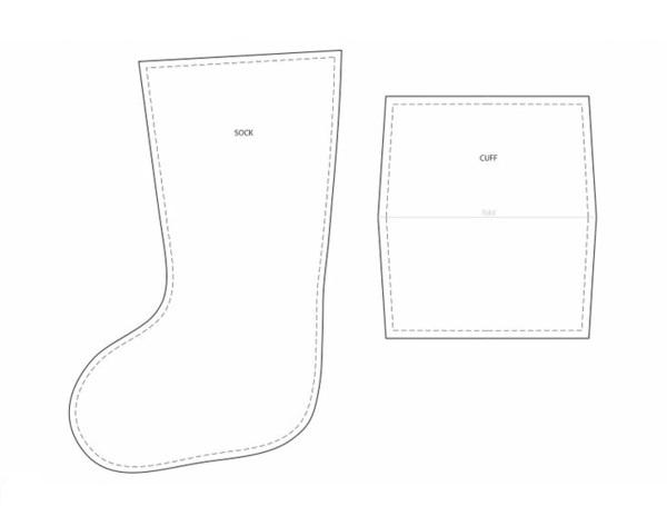 bastelideen f r weihnachten wollen sie nikolausstiefel. Black Bedroom Furniture Sets. Home Design Ideas