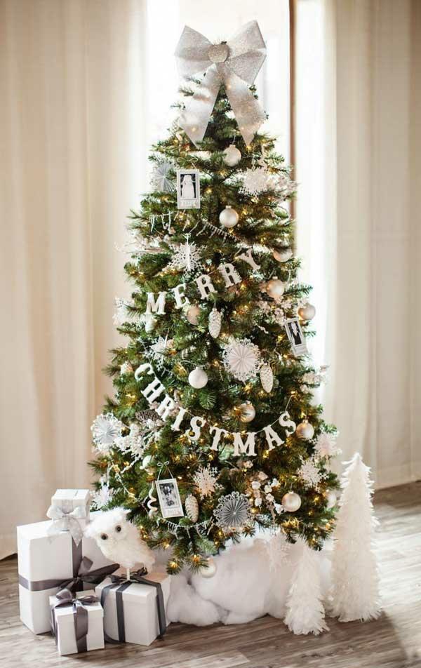 bastelideen weihnachten weihnachtsschmuck basteln girlanden