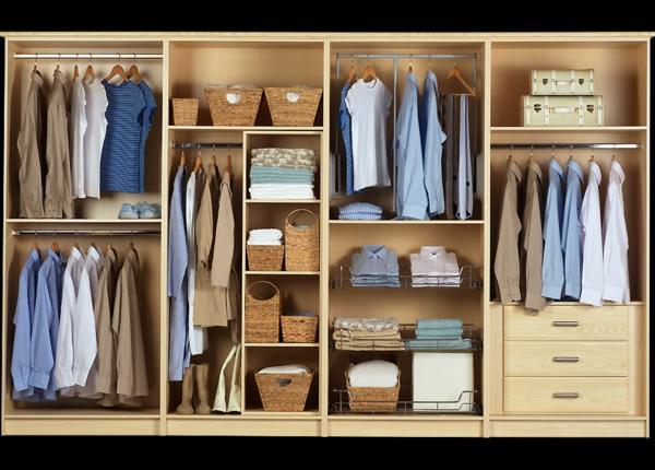 begehbarer kleiderschrank wie sie die perfekte ordnung schaffen. Black Bedroom Furniture Sets. Home Design Ideas
