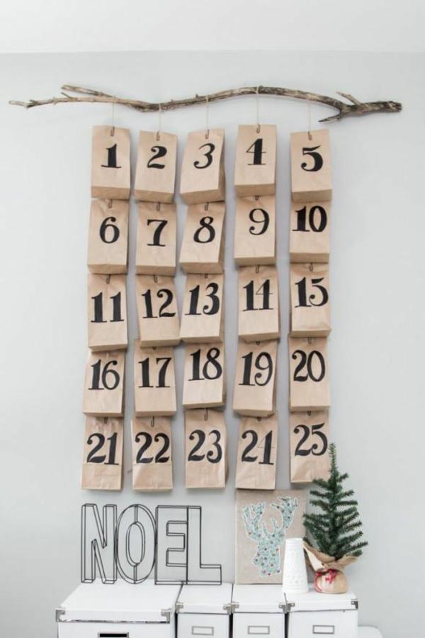 Coole Weihnachtskalender.Wollen Sie Einen Adventskalender Selber Basteln Kreative Bastelideen