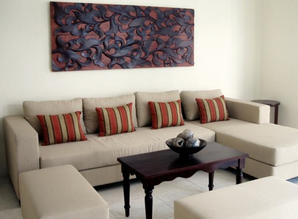 Couchtisch kolonial richten sie ihr zuhause stilvoll ein for Wohnzimmer marmortisch