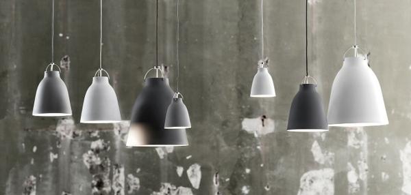 dänisches design möbel cecilie manz caravaggio lampen grau