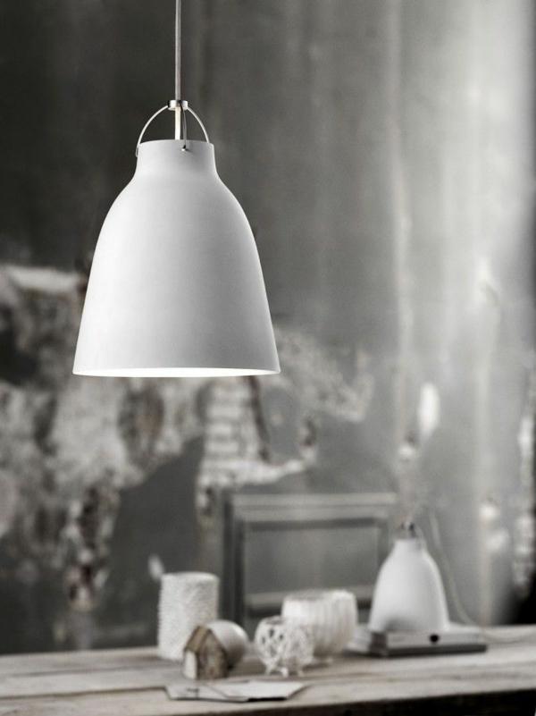 dänisches design möbel cecilie manz caravaggio pendelleuchte weiß