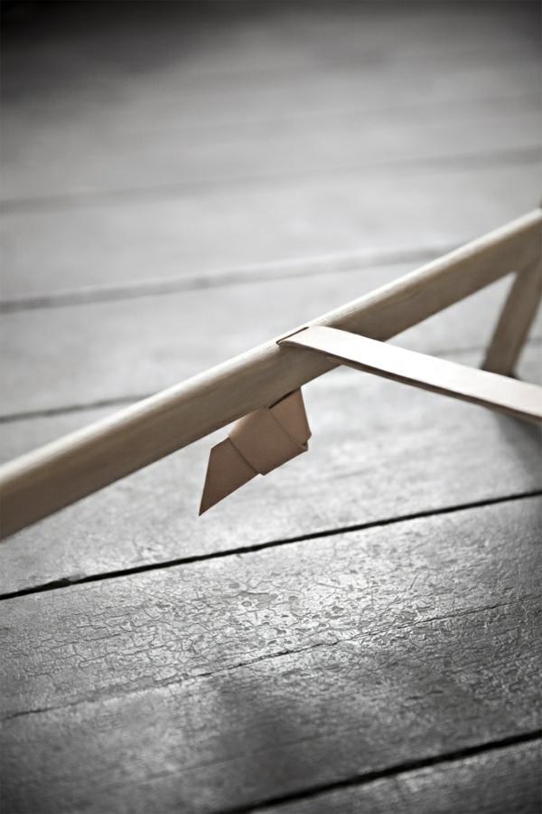 dänisches design cecilie manz knot trestle detail