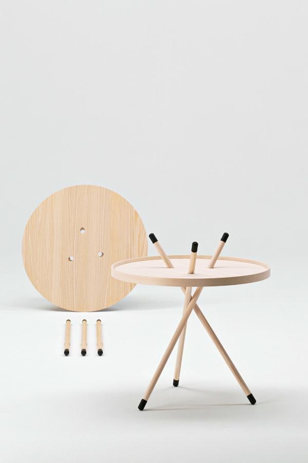 dänisches design cecilie manz micado couchtisch