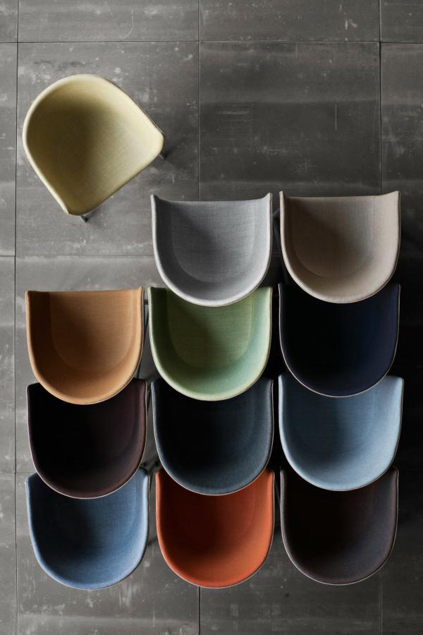 dänisches design möbel cecilie manz minuscule sessel