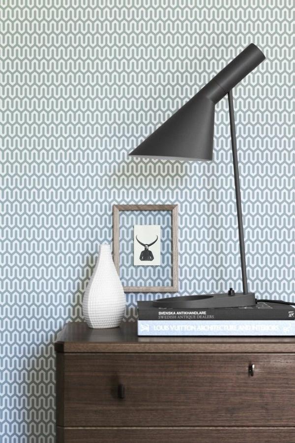 dänisches design möbel Arne Jacobsen aj lampe tischlampen